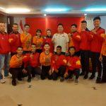 Barongsai Kaltara Wakili Indonesia di Kejuaraan Dunia Barongsai di China