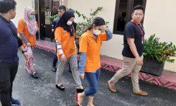 Selundupkan 3,25 Kg Sabu di Tarakan, 3 Orang Ditangkap di Kaltim
