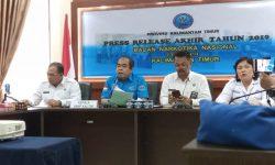 BNNP Kaltim Ungkap Samarinda Paling Banyak Kasus Narkotika, Disusul Kukar