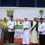Jaang Hadiahkan Rumah Kepada Qori Terbaik Indonesia