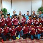 SSB Mahkota Kutim, Wakili Kaltim di Kejuaraan FOSSBI U-12 di Jakarta