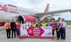 Perkuat Layanan di Papua, Batik Air Terbangi Timika – Jayapura PP