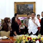 Soal Cuitan Stafsus, Presiden Jokowi: Mungkin Semangatnya Lebih