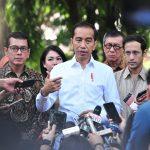 Soal Perppu KPK, Presiden Jokowi: Pemerintah Masih Mempertimbangkan