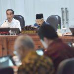 Presiden Jokowi Minta Penggunaan Dana Desa Utamakan Program Padat Karya