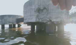 Pilar Jembatan Mahakam, Biar Sering Ditabrak, BPJN Sebut Masih Aman Dilintasi