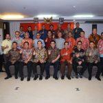 Bertemu Anggota DPD RI, Gubernur Irianto Titip Percepatan KBM