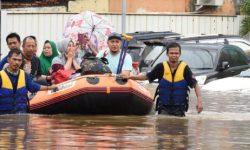 Waspadai Potensi Hujan Lebat Hingga Ekstrem di Samarinda