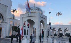 Hari Kedua di Abu Dhabi, Presiden Jokowi Jadi Pembicara Kunci di ADNEC