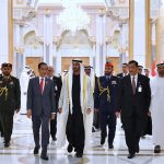 Pangeran MBZ Menyanggupi Berinvestasi di Indonesia 22,8 Miliar Dollar AS