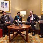 Menteri ESDM Tingkatkan Kerja Sama dengan PEA