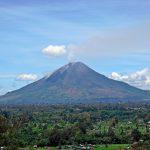 Tiga Gunung Api Masih Berstatus Siaga