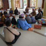 Operasi Bina Waspada, Polres Nunukan Kunjungi Ponpes Baiturrahman