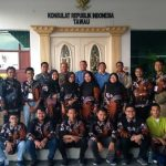 16 Mahasiswa Universitas Muhammadiyah Yogyakarta Mengajar di Tawau Selama Sebulan