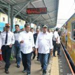 Kemenhub Tingkatkan Kecepatan dan Reaktivasi Jalur KA Jakarta-Merak