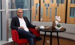 Setyanto Hantoro jadi Bos Baru Telkomsel