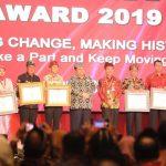 Penerapan SAKIP 2019, Kaltara Raih Prediket BB