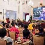 Presiden Jokowi: Data Valid Kunci Utama Kesuksesan Pembangunan Negara