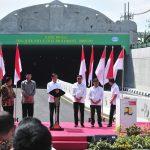 Presiden Jokowi Resmikan TerowonganYogyakarta International Airport