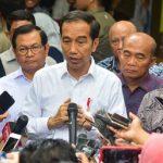 Presiden: Penting, Infrastruktur yang Mendukung ke Arah Masyarakat Sehat