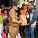 12 Daerah Tetapkan Status Tanggap Darurat Bencana Banjir dan Tanah Longsor