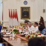 Ratas Pencegahan dan Penanganan Dampak Banjir, Presiden UndangGubernur Jakarta, Jabar, dan Banten