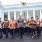 Presiden Jokowi Minta Semua Duta Besar Jadi Duta Investasi