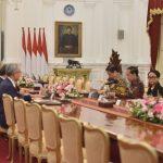 Presiden Jokowi Ajak Jepang Investasi di Natuna dan Pulau-pulau Terluar