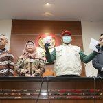 KPK Sangka Wahyu Setiawan Terima Suap dalam Memproses PAW Anggota DPR RI dari PDI-P
