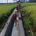 11 Desa di Kutim Dapat Bantuan Pembangunan Saluran Irigasi
