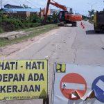 Antisipasi Banjir, Dinas PU Genjot Normalisasi Parit di Sangatta