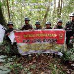 TNI Cek 496 Patok Batas RI-Malaysia Ditarget Rampung 26 Januari