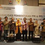KPU Samarinda Sosialisasikan Penjaringan PPK dan PPS Pilwali 2020