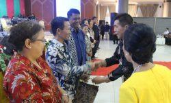 Pesan Natal Korpri, TNI & Polri 2019, Jadilah Sahabat Bagi Semua Orang