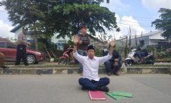 Tunggu Putusan Kasasi, Aksi Blokir Jalan Rapak Indah Melunak