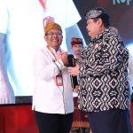Bupati Ismunandar Terima SAKIP Award 2019, Stabil Dengan Predikat B