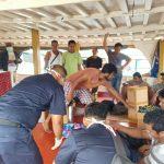 Lolos Pemeriksaan Kesehatan, 2 Kapal Filipina Baru Boleh Sandar di Nunukan