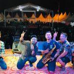 Lewat Musik, Enji Band Ajak Muda-mudi Ikut Lestarikan Sejarah Sangasanga