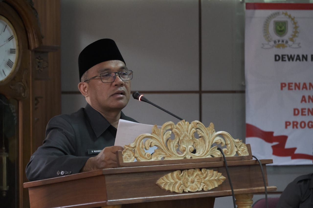 Muharram: Perda Harus Sesuai Kewenangan Pemkab - Niaga.Asia