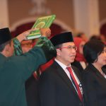 Gubernur BI Lantik 27 Pemimpin Bank Indonesia
