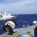 Kapal Perang TNI AL Usir Kapal Penjaga Pantai China di Perairan Natuna
