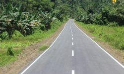 Untuk Menunjang Destinasi Wisata, Pemerintah Tingkatkan Konektivitas Jalan Lingkar Raja Ampat 342 Km