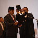 Wamenkeu Suahasil Nazara Dilantik sebagai Anggota DK-OJK