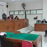 Koruptor Uang Atlit Penyandang Cacat Dihukum 8 dan 6 Tahun Penjara