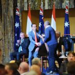 Di Depan Pengusaha Australia, Presiden: Indonesia Pilihan Tepat untuk Bisnis