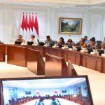 Presiden Berikan 3 Arahan Peningkatan Ketersediaan Bahan Baku Industri Baja dan Besi