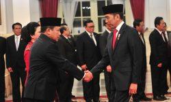 Presiden Jokowi Ingin Bakamla Jadi Embrio Indonesian Coast Guard