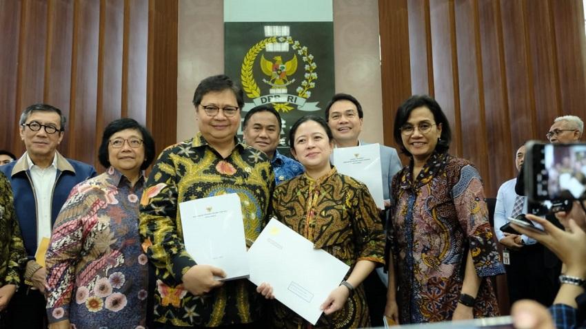 Pemerintah Resmi Ajukan RUU Cipta Kerja ke DPR RI - Niaga.Asia