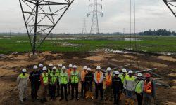 apan Bank for International Cooperation Kunjungi Proyek PLTGU Jawa-1