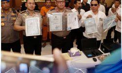 Polda Jatim Bongkar Pemalsu Dokumen Untuk Kacaukan Pilkada